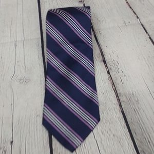 Brooks Brothers 346 Classic Silk Striped Tie